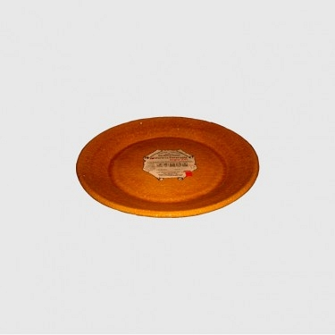 Round wing plate
